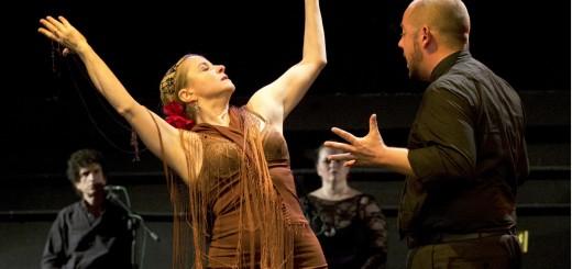 Il Flamenco esprime la persona