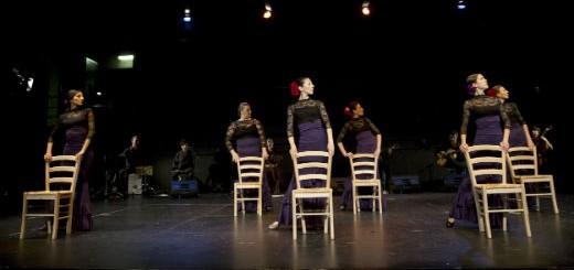 Saggio di flamenco a Milano